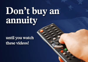 Don't Buy An Annuity Until You Watch These Videos