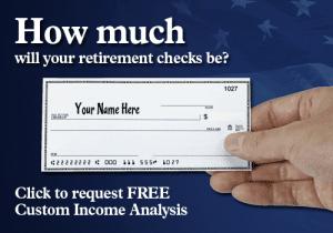Custom Income Analysis