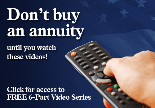 Don't buy an annuity until you watch these videos!