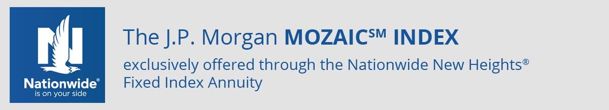 J.P. Morgan MOZAIC Index