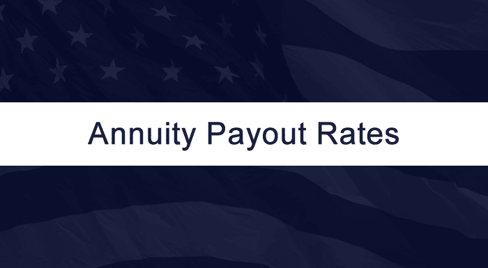 Annuity Payout Rates Explained by Annuity Watch USA