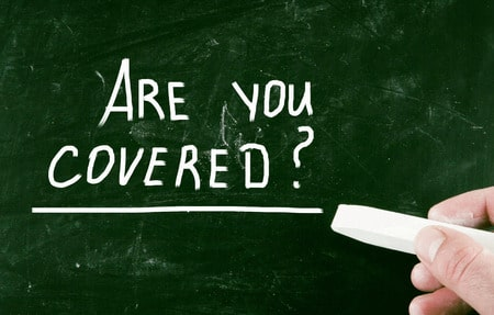 Are you covered with life insurance?
