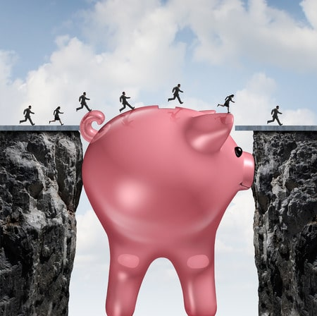 Identify budget shortfalls