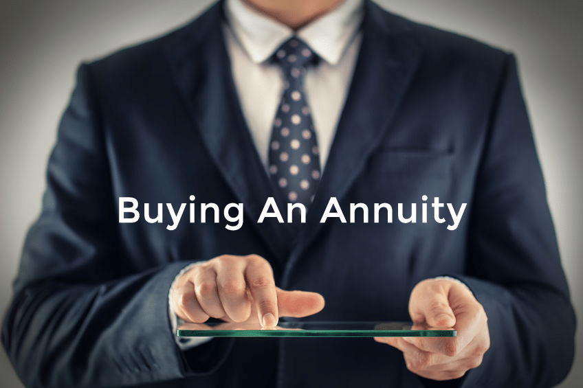 The Process of Buying an Annuity