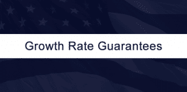 Annuity Growth Rate Guarantees