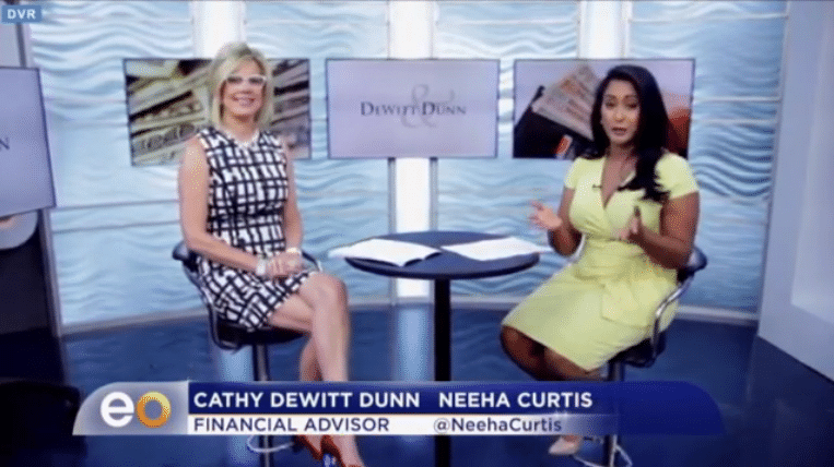 Neeha Curtis ~ Eye Opener TV