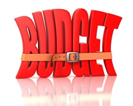 New Year's Resolution to create a budget tips