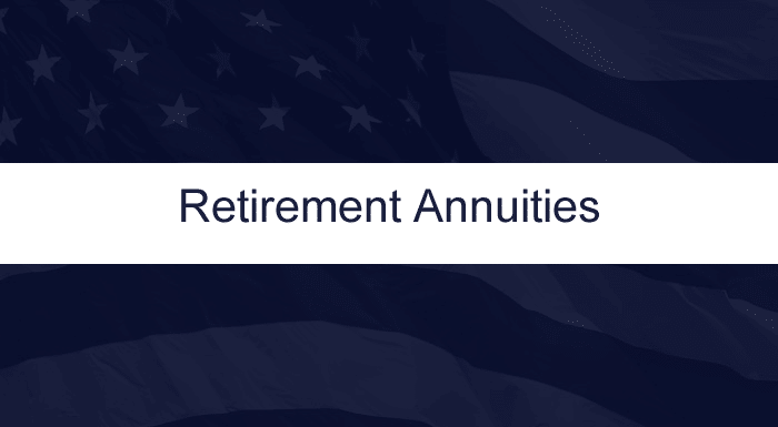 Retirement Annuity Monthly Sum Crediting
