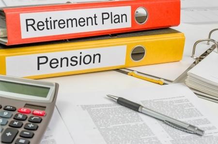 Retirement Plan Binder