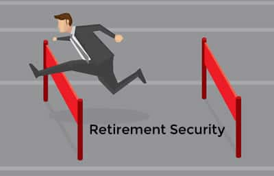 3 Challenges to Retirement Security