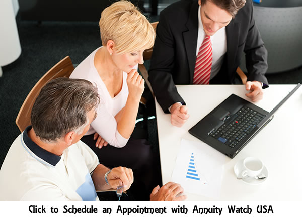 Schedule an Appointment with Annuity Watch USA