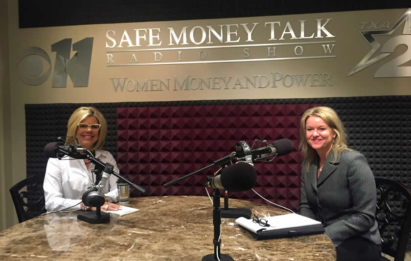 Tracey Edgar on Safe Money Talk Radio
